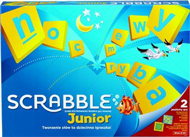 Do wygrania Scrabble Junior
