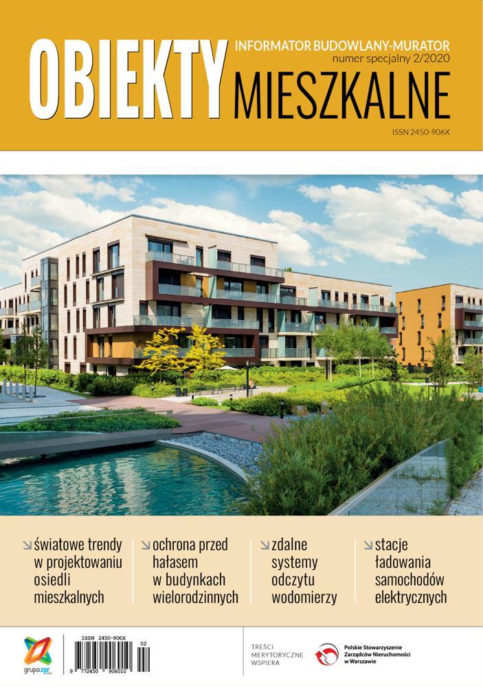 Obiekty Mieszkalne 2020