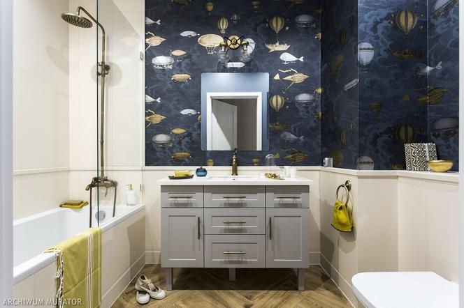 Szybka metamorfoza łazienki tanim kosztem. Jak to zrobić?