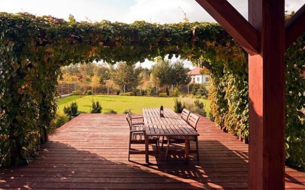 Pergola ogrodowa i tarasowa: co zrobić, by była piękna i bezpieczna?